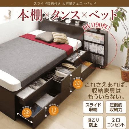 ベッドスタイルおすすめ1