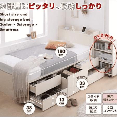 ベッドスタイル