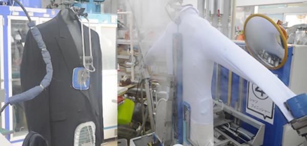 プラスキューブは静止乾燥機で洋服が傷まない