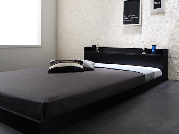 NESTデザインのおすすめベッド5