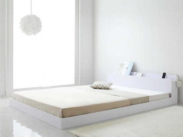 NESTデザインのベッドの良い口コミ1