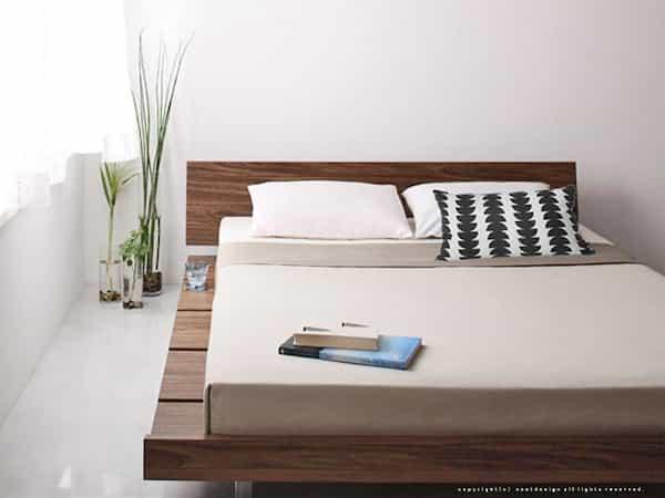 NESTデザインのベッドの良い口コミ4