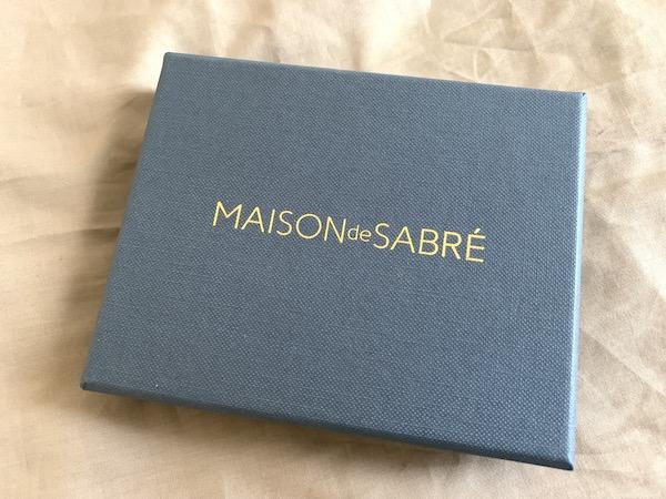 MAISON de SABRE(メゾンドサブレ)のおしゃれな包装と外装